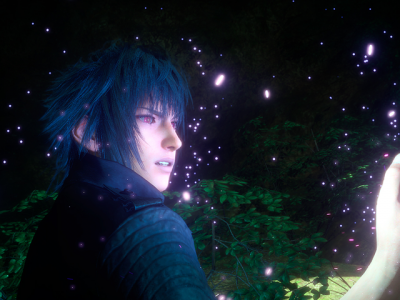 FINAL FANTASY XV Episode Duscae Hi-Res Screenshots