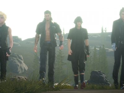 FINAL FANTASY XV and TYPE-0 Scans