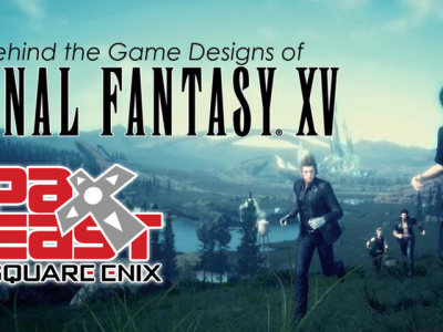 FINAL FANTASY XV Behind the Game Designs