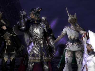 FINAL FANTASY XIV HEAVENSWARD BENCHMARK